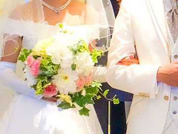 ご結婚まで、ウェディングマーチは最善を尽くします